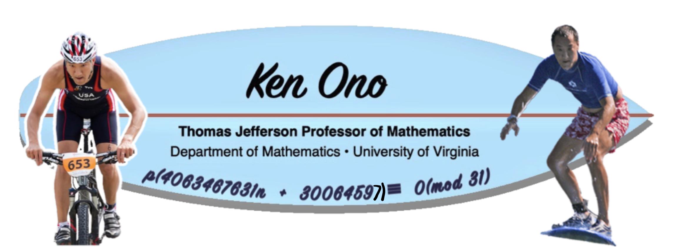 Ken Ono Logo